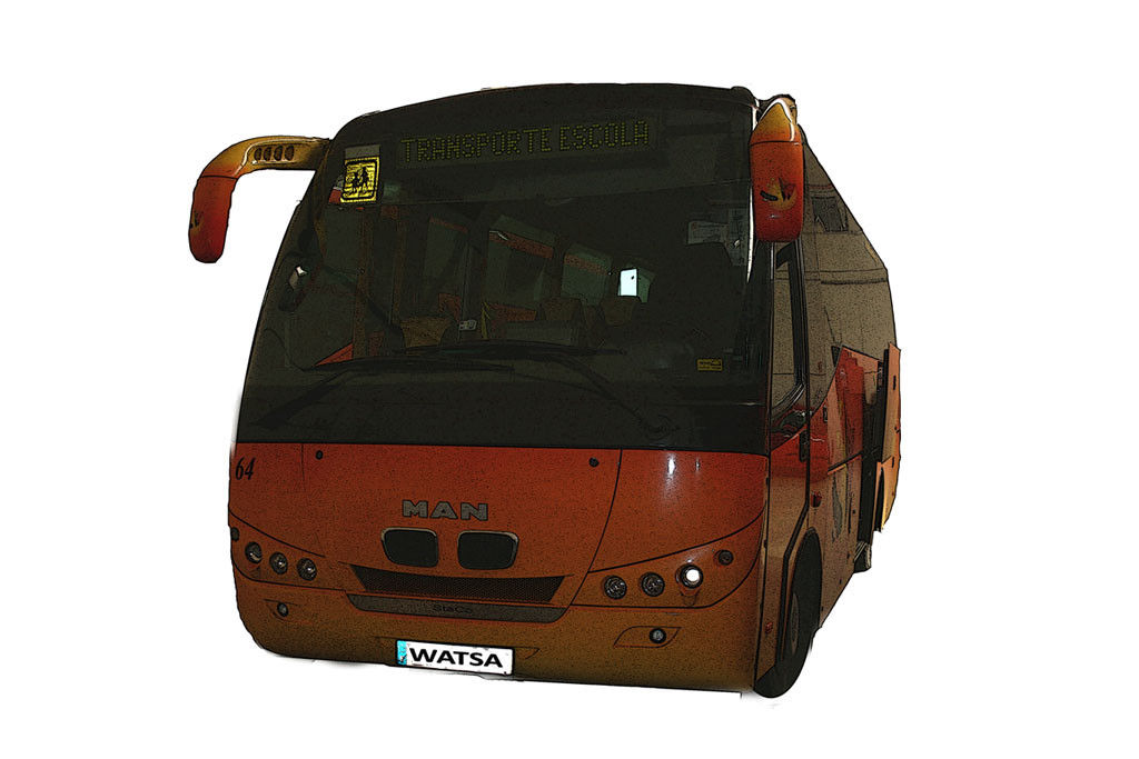 Autocar 35 plazas