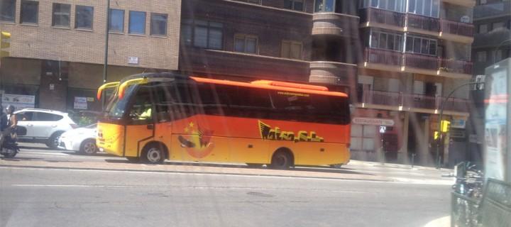 La vuelta al cole, mejor en autobús