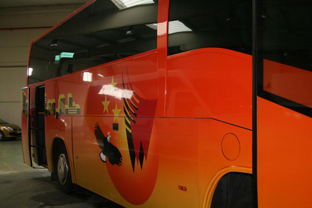 Acceso a autobus
