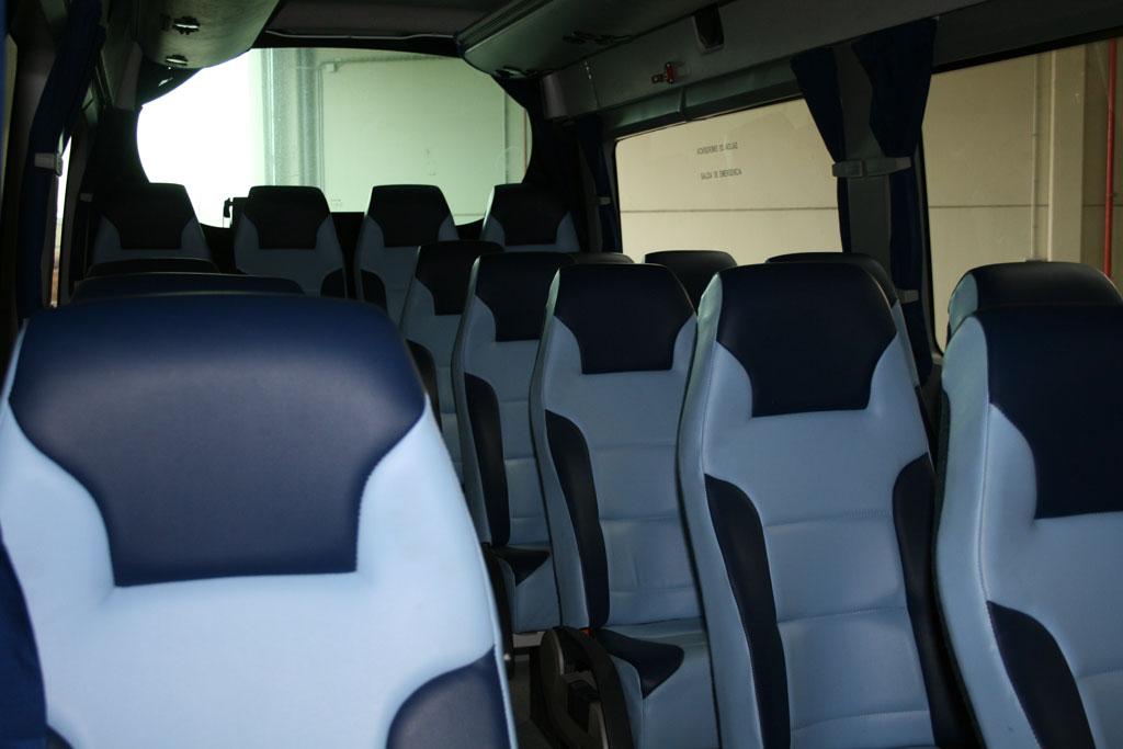 Asientos autobús