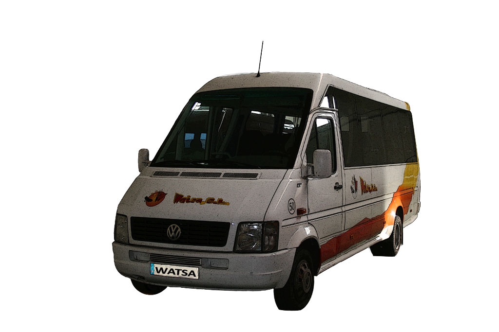 Microbús 19 plazas