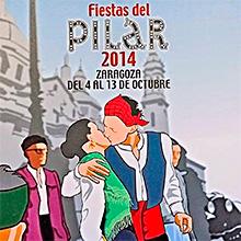 Felices fiestas del Pilar 2014